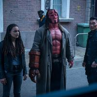 Pokoli balhé: Hellboy-trailer + poszter