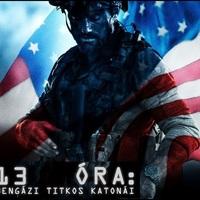 13 óra: Bengázi titkos katonái - amikor a Sólyom végveszélyben van