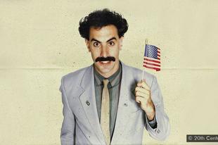 Borat (újra) lecsap!