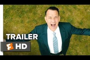 Tom Hanks keleten házal az ötleteivel