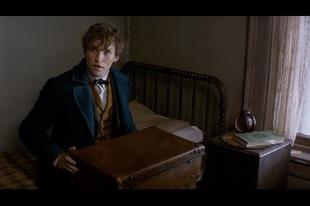 Itt az új, (majdnem) Harry Potter film előzetese! 2016-ban újra Roxfort!