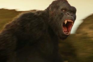 Még mindig Kong a sziget királya!