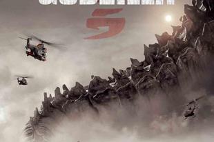 Már rombol az új Godzilla