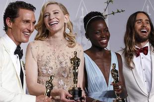 (Oscar 7vége 2015) A tavalyi díjazottak