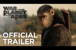 Pokoli terror az új Majmok bolygója előzetesében