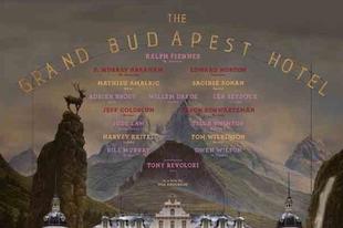2014 legjobb filmje lehet: The Grand Budapest Hotel