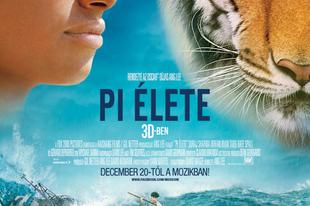 Kellemesen giccses és szívbe markolóan igaz! A Pi élete kritikája avagy így készítsd el 2012 (egyik) legjobb filmjét
