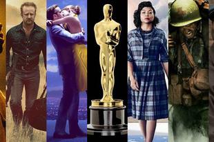 Az idei Oscar jelölt filmek kritikája és minőségi sorrendje