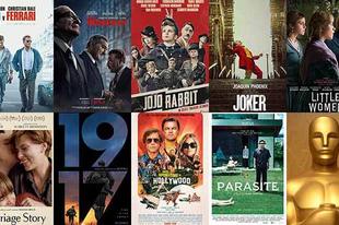 [Oscar nap 2020] Az idei filmek minőségi sorrendje - szerintünk