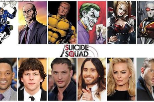 Bekeményített a DC: Majdnem teljes a Suicide Squad névsora