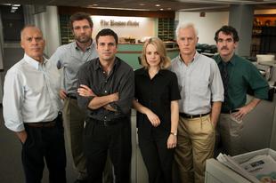 A Spotlight 2015 legjobb filmje! Díjat nyert DiCaprio és a Saul fia is!