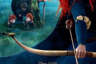 A Pixar javított! Jól sikerült a Merida, a bátor. Kritika