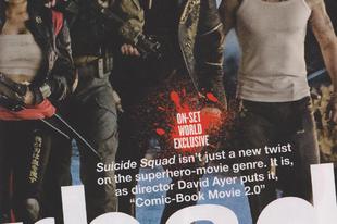 Megtudhatjuk milyen lesz a Suicide Squad Jokere + új képek
