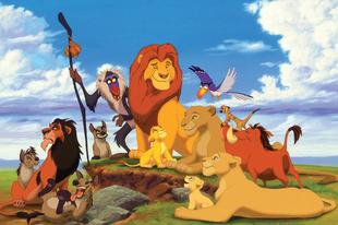 [Klasszikus Film] Az oroszlánkirály