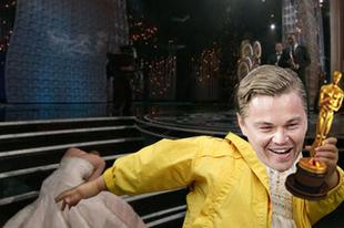 DiCaprio újra próbálkozik...