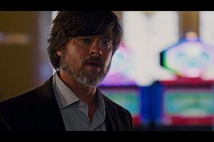 Christian Bale, Brad Pitt, Steve Carell és Ryan Gosling egy filmben