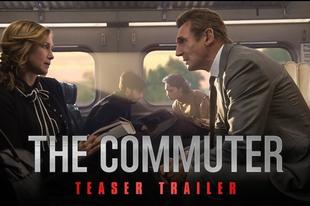"""The Commuter - egy """"agyalós"""" thriller Liam Neesonnal [22.]"""