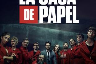 A nagy pénzrablás (La casa de papel) - úgy hat, mint a narkó