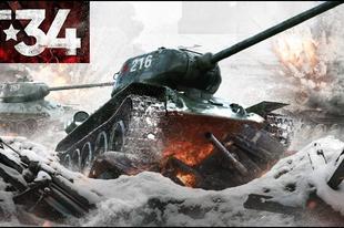 T-34 - az oroszok legújabb háborús filmje