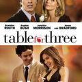 Röviden Tömören│Table for Three (2009)