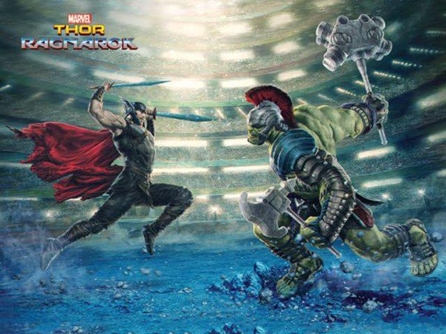 Thor: Ragnarök - kritika