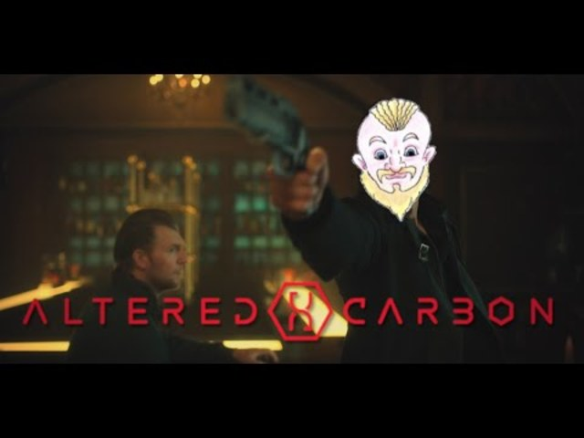 Filmnéző Podcast #33 (Altered Carbon/Valós Halál 2. évad)