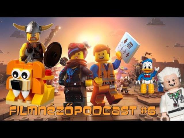 Filmnéző Podcast #6