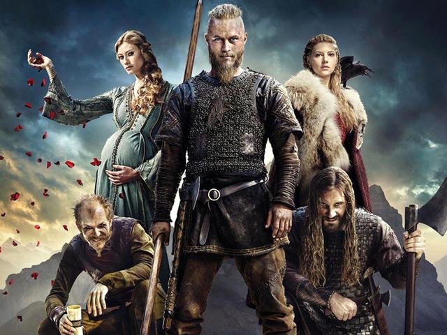 5 ok amiért nézned kéne a Vikingeket!