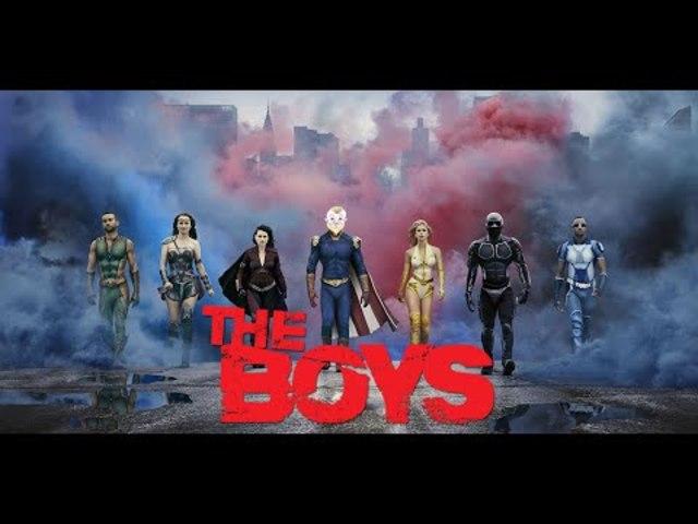 Filmnéző Podcast #63 (The Boys 2. évad)