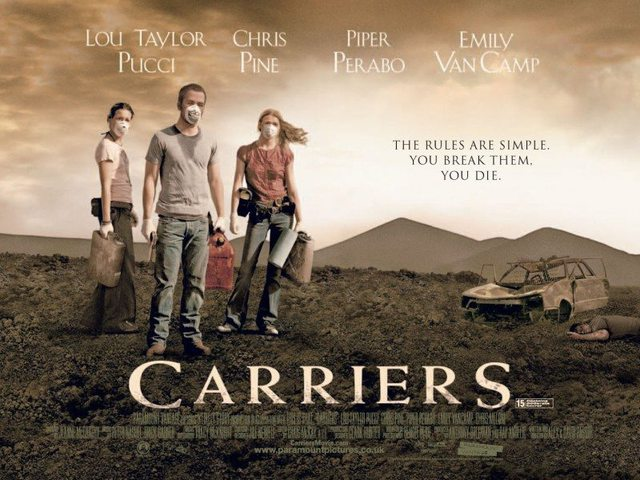 Carriers - kritika