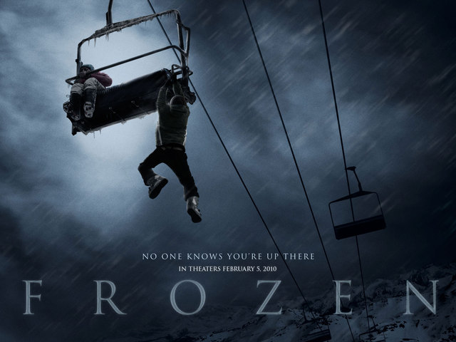 Frozen - kritika