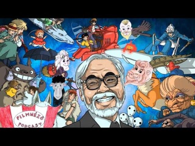 Filmnéző Podcast #36 (Ghibli filmek I.)