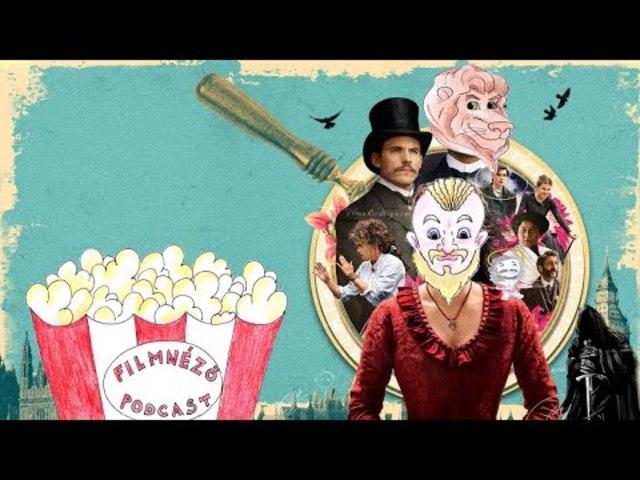 Filmnéző Podcast #62 (Enola Holmes, Mulan, Villains)