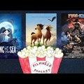 Filmnéző Podcast #59 (A tenger dala, Szilaj, Tűz és jég)