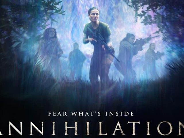 Annihilation - kritika