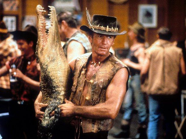 Jön az új Krokodil Dundee film!