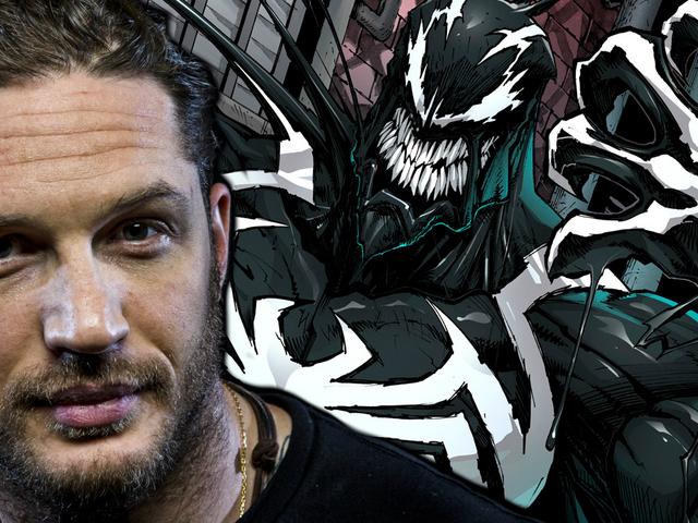 Befejeződött a Venom forgatása!