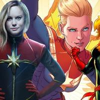 A Marvel Kapitány jelmezek evolúciója