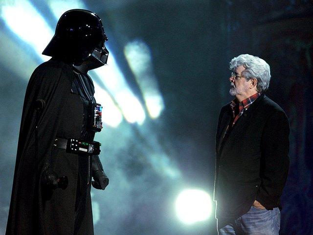 Ilyen lett volna George Lucas rendezésében a IX. epizód!