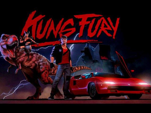 Oscar-jelölt színésszel az élen készül a Kung Fury!