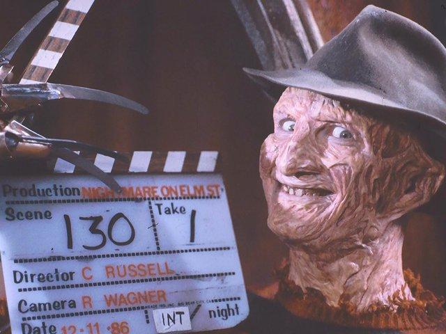 Horrorfilmek a kulisszák mögött!