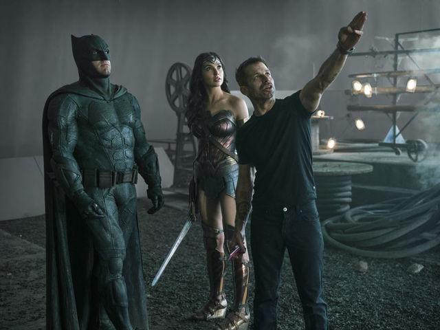 Kirúgták Zack Snydert az Igazság Ligájából?