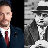 Így fest Tom Hardy Al Capone-ként!