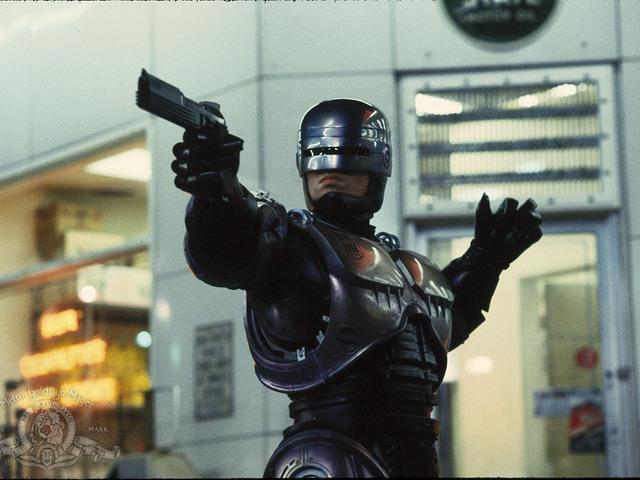 Érkezik a Robotzsaru folytatása!