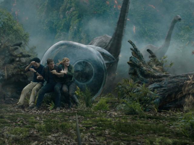 Új részletek a Jurassic World 2-ről!