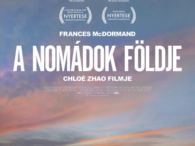 A nomádok földje avagy Nomadland