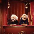 Nem mellékes sorozatkarakterek: Statler és Waldorf