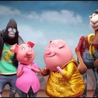 Énekelj - Öt és 95 éves kor közt is élvezhető animációs film [18.]