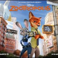 Zootropolis - Állati nagy balhé (2016) [24.]