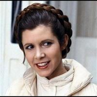 Leia hercegnő alakja és Carrie Fisher [25.]